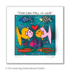 James Rizzi / Fish can fall in love