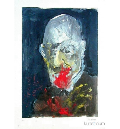 Armin Mueller-Stahl / Sigmund Freud Portrait