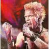 Switlana Liachowezki /Rebel Yell -  Billy Idol / UNIKAT, handsigneiert