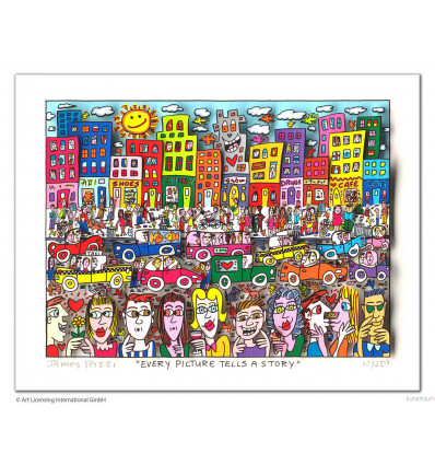 James Rizzi 3D / Every picture tells a story