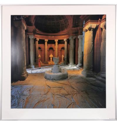 Christo - Wrapped Vestibule