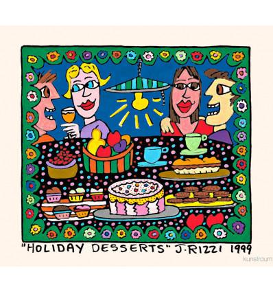 James Rizzi - Holiday Desserts