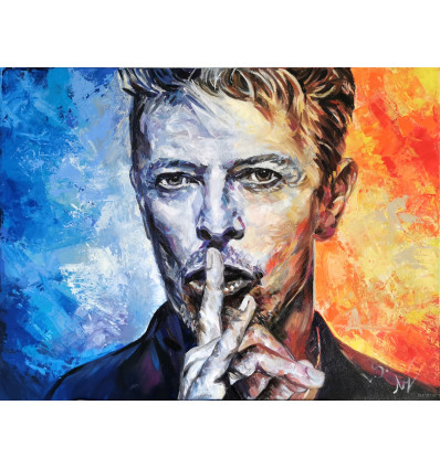 Switlana Liachowezki - David Bowie 2